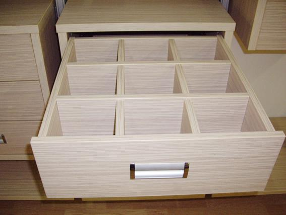 Как сделать выдвижные шкафчики
